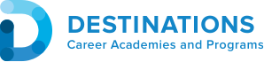 Destinations Career Academy Logo