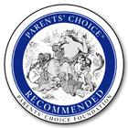 Seal and Logo for Parents' Choice Recommended