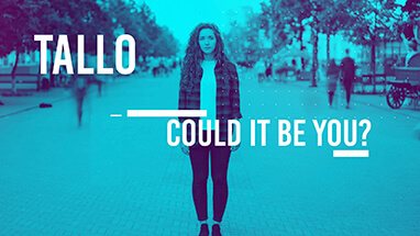 Tallo: Could it be You?