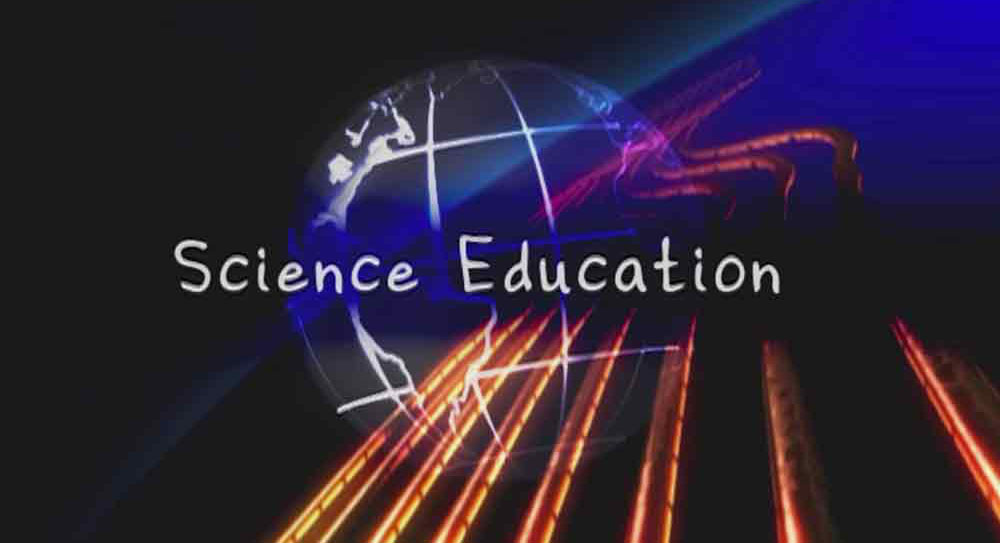 Science Education with earth