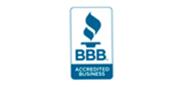 Logo of BBB - Better Business Bureau