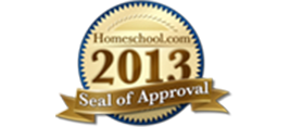 Homeschool 2013 Seal of Approval