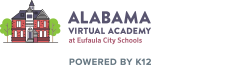 Logo for Alabama Virtual Academy