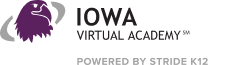 Logo for Iowa Virtual Academy