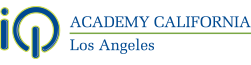 Logo for IQ Academy California