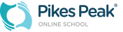 Logo for Pikes Peak Online School