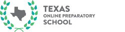 Logo for Texas Online Preparatory School