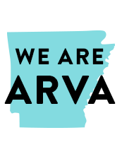 A Graphic that reads We are ARVA
