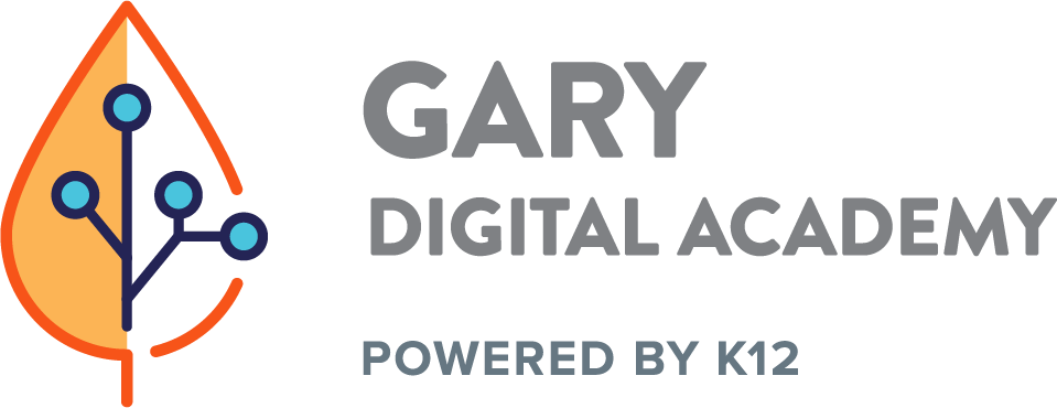 Logo of Gary Digital Academy