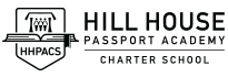 Logo of Hill House Passport Academy Charter School - Powered by K12