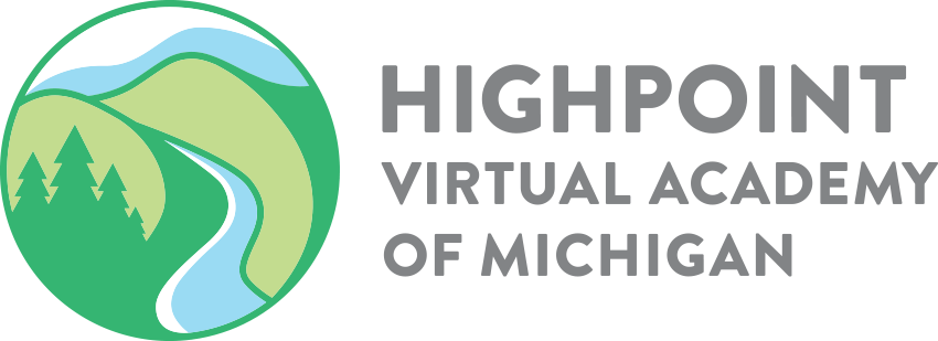 Logo of Highpoint Virtual Academy of Michigan