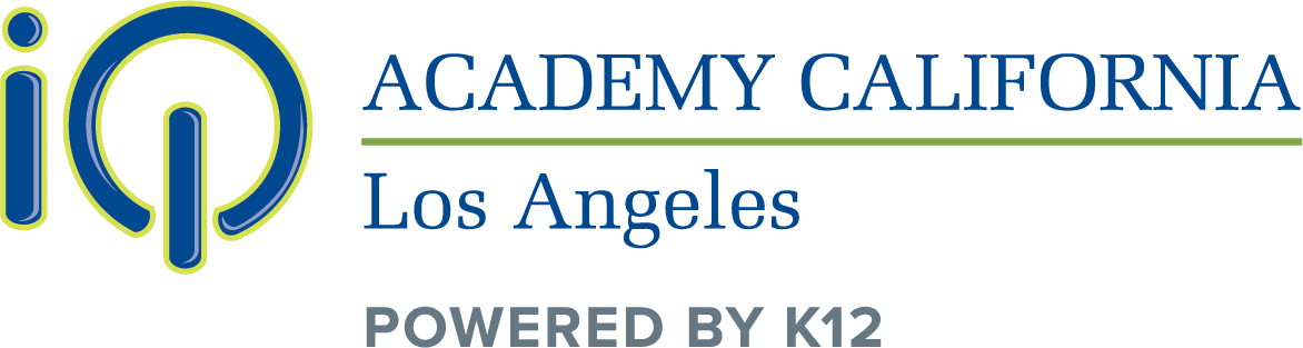 Logo of iQ Academy California—Los Angeles - Powered by K12