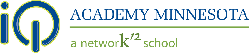 Logo for iQ Academy Minnesota