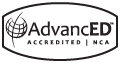 Logo of  AdvanceED Accreditation logo