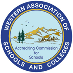Accreditation icon of Western Association of Schools and Colleges