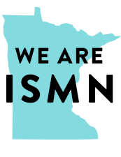 A Graphic that reads We are ISMN