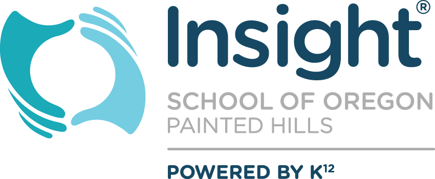 Logo of Insight School of Oregon-Painted Hills