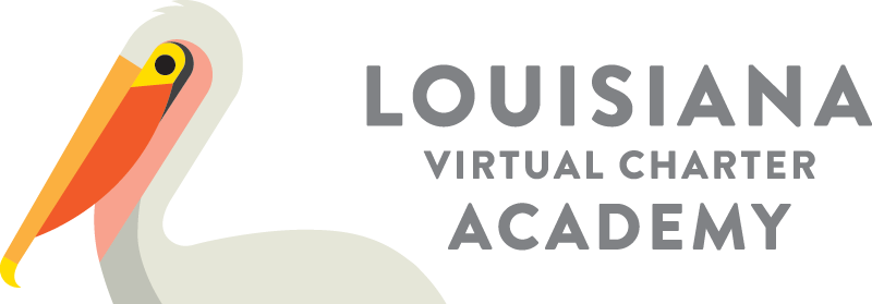 Logo of Louisiana Virtual Charter Academy
