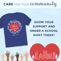 Order a School T-Shirt Today
