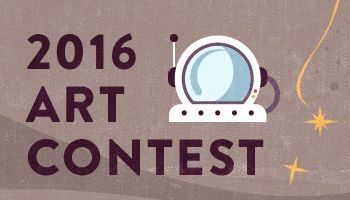 2016 Art Contest Logo
