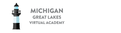 Logo of Michigan Great Lakes Virtual Academy