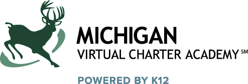 Logo of Michigan Virtual Charter Academy