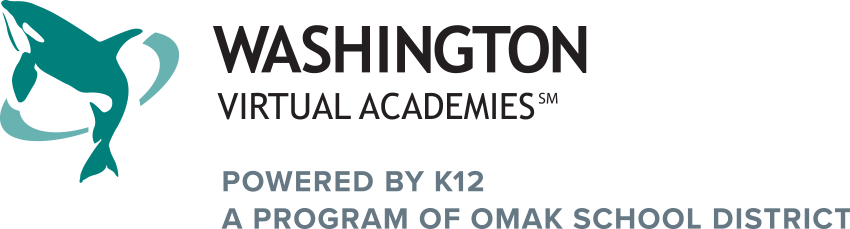 Logo of Washington Virtual Academy