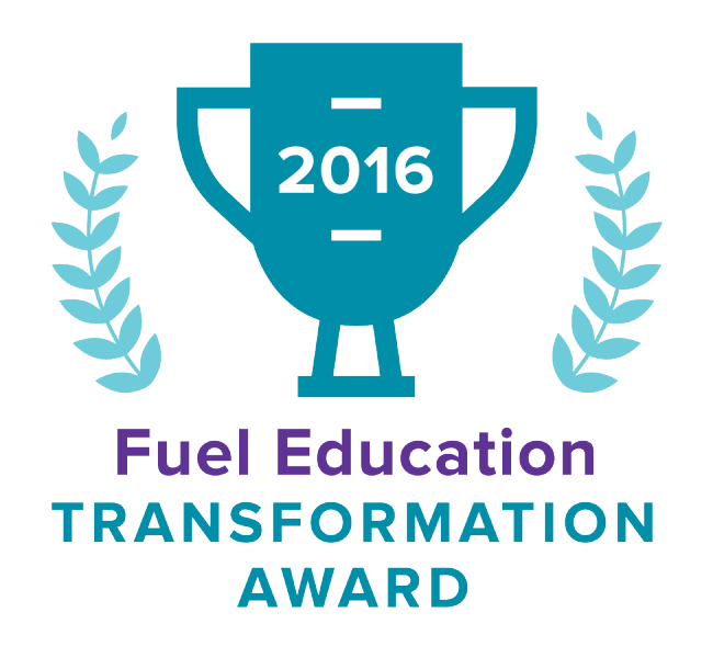 Fuel Education Transformation Award