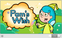 Click to view Online Decodable Reader: Pam's Wish