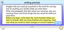 Click to view Recognize Writing Prompts