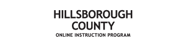 Hillsborough County Online Instruction Program