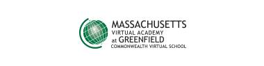 Massachusetts Virtual Academy at Greenfield Commonwealth Virtual School logo