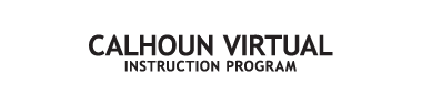 Calhoun Virtual Instruction Program