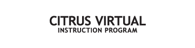 Citrus Virtual Instruction Program