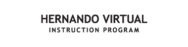 Hernando Virtual Instruction Program