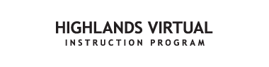 Highlands Virtual Instruction Program