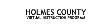 Holmes County Virtual Instruction Program