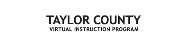 Taylor County Virtual Instruction Program