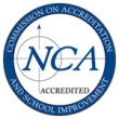 NCA Accredited - Commission on Accreditation and School Improvement