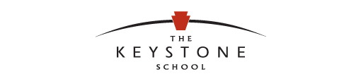 Graphical Logo for The Keystone School